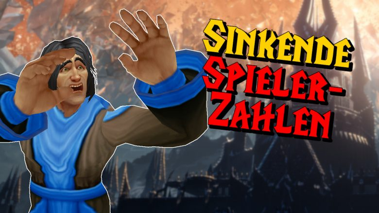 WoW GM GameMaster scared Sinkende Spielerzahlen titel title 1280x720