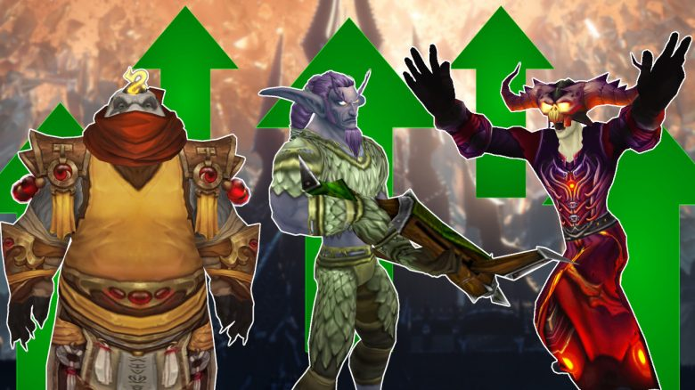 WoW: Blizzard macht diese drei Klassen mit Hotfix noch stärker