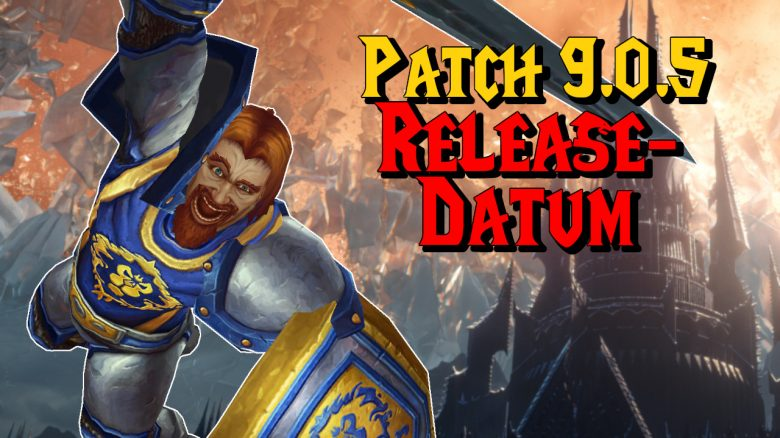 WoW Patch 905 Release Datum titel title 1280x720