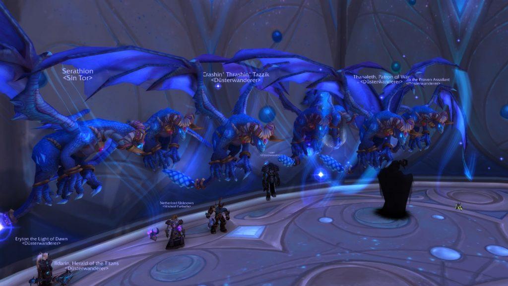 WoW Screenshot Prisma Drachen