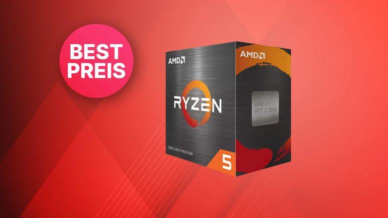 Alternate Top-Angebot: AMD Ryzen 5600X CPU günstig wie noch nie