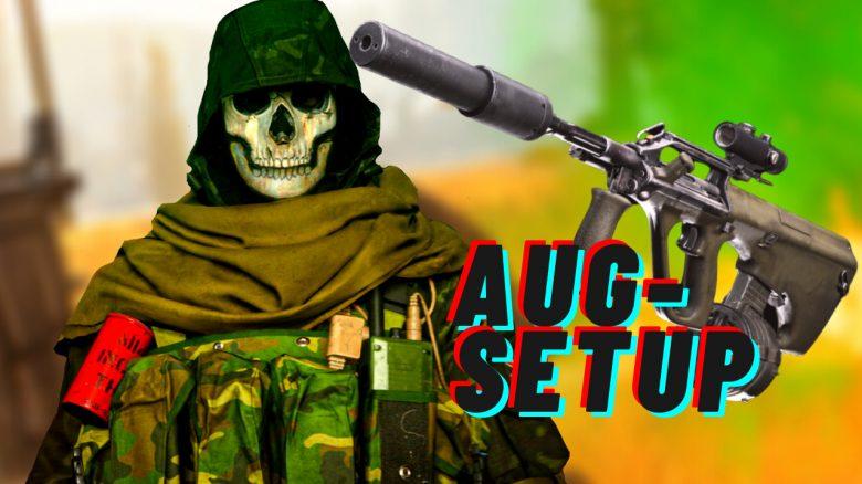 CoD Warzone: Die AUG ist in Season 2 eine Top-Waffe – So spielt ihr sie effektiv