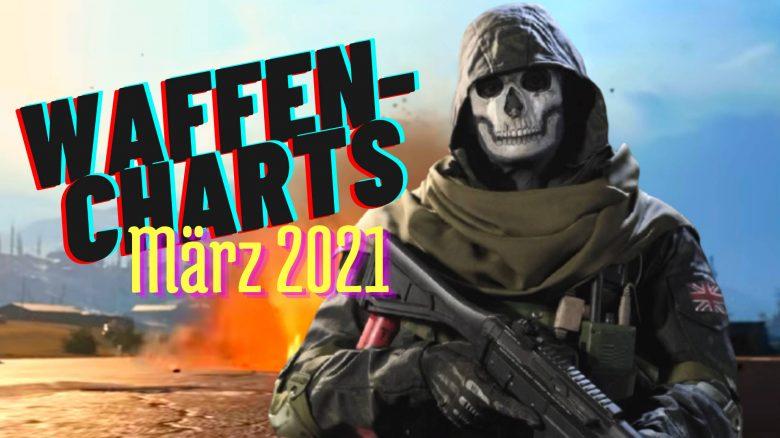 Die 10 beliebtesten Waffen von CoD Warzone im März – Mit den Setups der Spieler