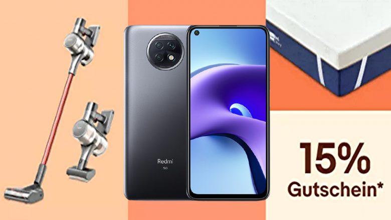 Bestpreis bei eBay: Smartphone-Schnäppchen Redmi Note 9T 5G & mehr