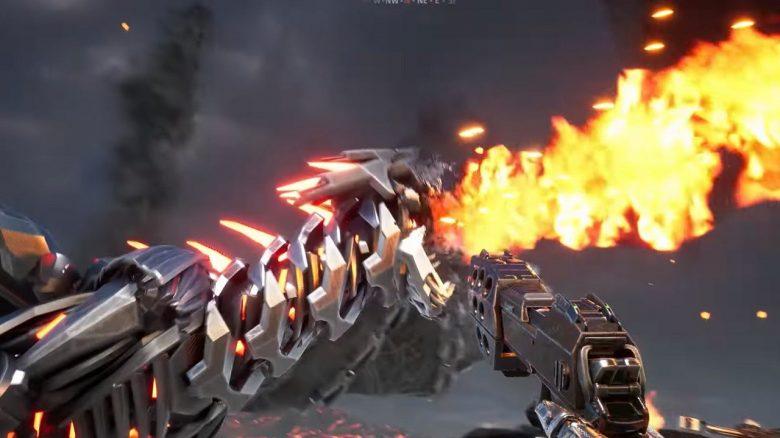 Neuer Free2Play-Shooter zeigt Trailer mit riesigen Mechs und Metall-Drachen