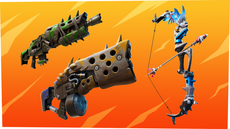 Fortnite Season 6: So stellt ihr die neuen Urzeit-Waffen her