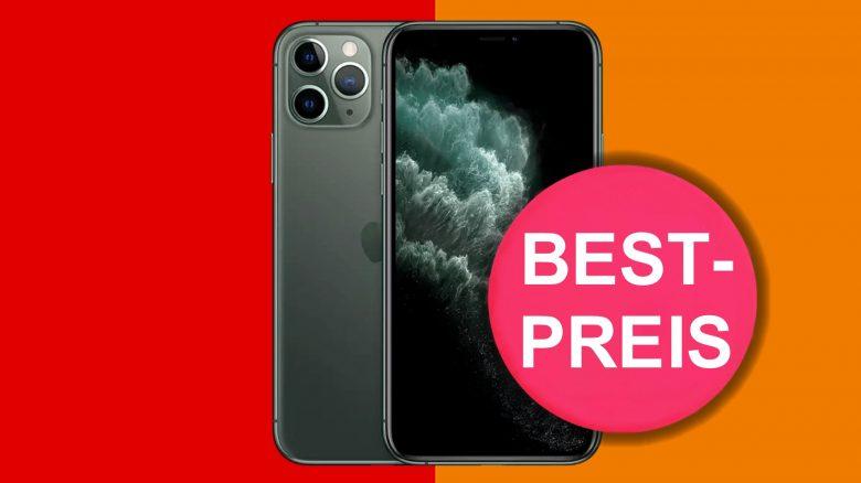 iPhone 11 Pro mit 256 GB aktuell zum Bestpreis bei MediaMarkt & Saturn