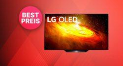MediaMarkt 24h-Angebot: LG OLED 4K TV zum Knallerpreis