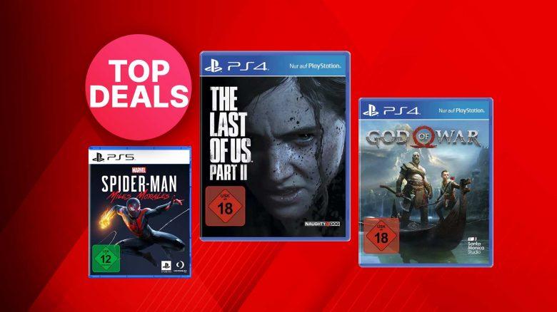 MediaMarkt Oster-Angebote: PS4-Spiele günstiger