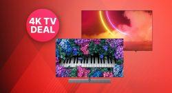 MediaMarkt Angebote: Philips OLED 4K TVs mit Ambilight stark reduziert