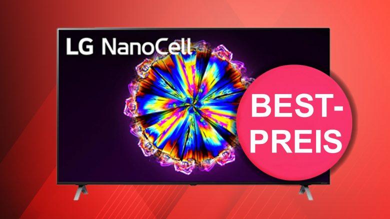 Guter LG-TV mit HDMI 2.1, 100 Hz und Nanocell zum Bestpreis bei OTTO