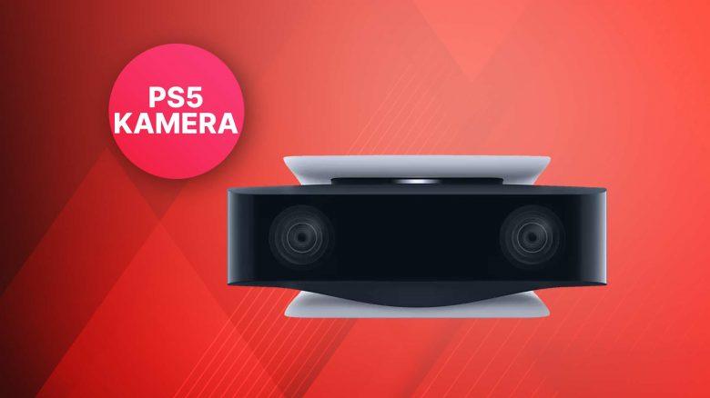 PS5 Kamera im Angebot bei Cyberport zum Bestpreis
