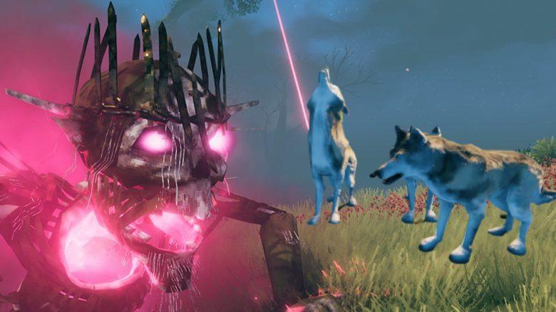 Spieler züchtet in Valheim 50 Wölfe und hetzt sie auf den Endboss – So ging es aus