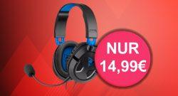 Nur 14,99 Euro: Gutes Gaming-Headset zum Schleuderpreis bei Amazon