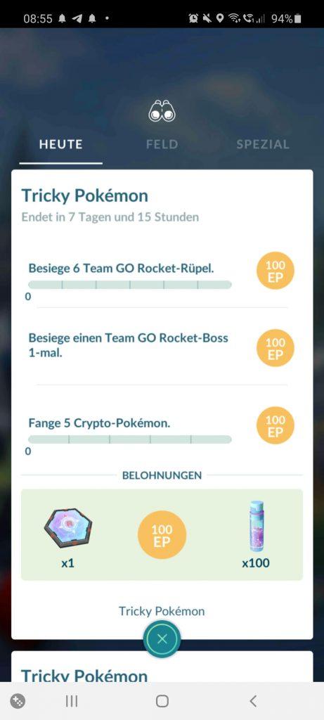 Aprilscherz Pokemon GO