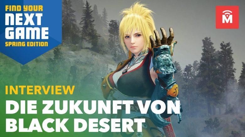 Black Desert spricht über die Zukunft und warum Europa wichtig für das MMORPG ist