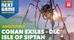 Wir haben den neuen DLC von Conan Exiles gespielt und er wird besser als befürchtet