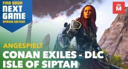 Conan Exiles Isle of Siptah FYNG Titel 3