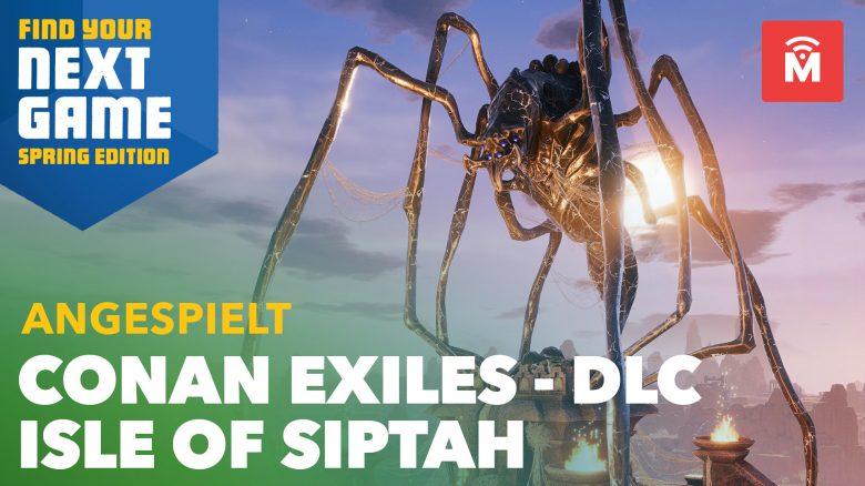Conan Exiles Isle of Siptah FYNG Titel