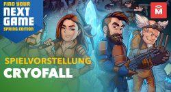 Cryofall FYNG Titel 2