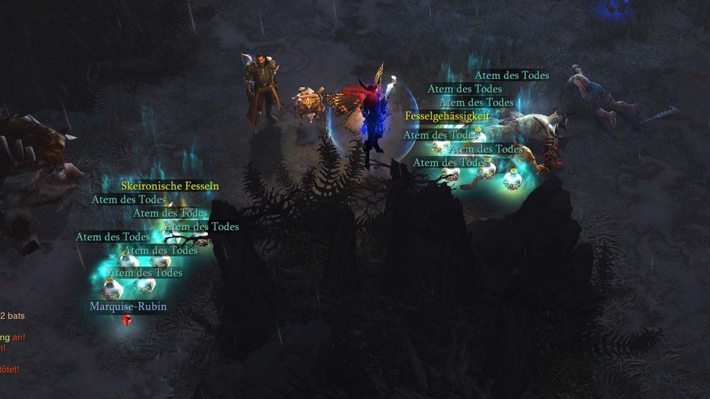 Diablo 3 Atem des Todes Nephalemportal Drop
