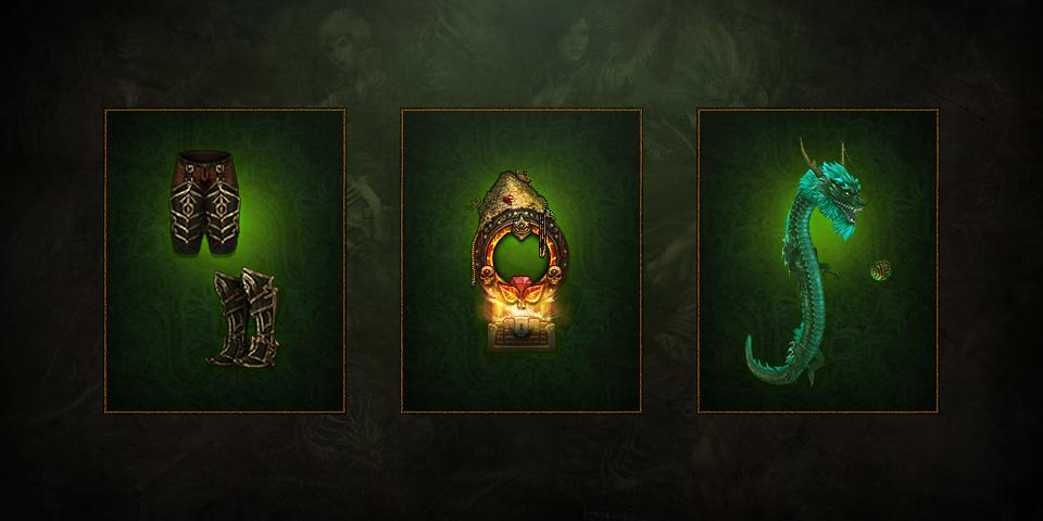 Diablo 3 Season 11 Belohnungen
