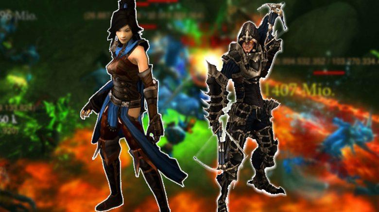 Diablo 3 Zauberer Dämonenjäger Titel