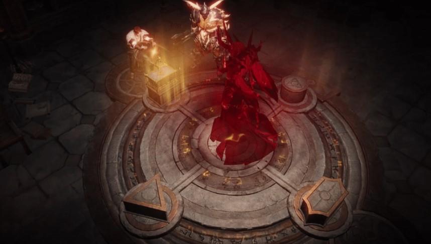 Diablo Immortal Reliquiar der Hölle
