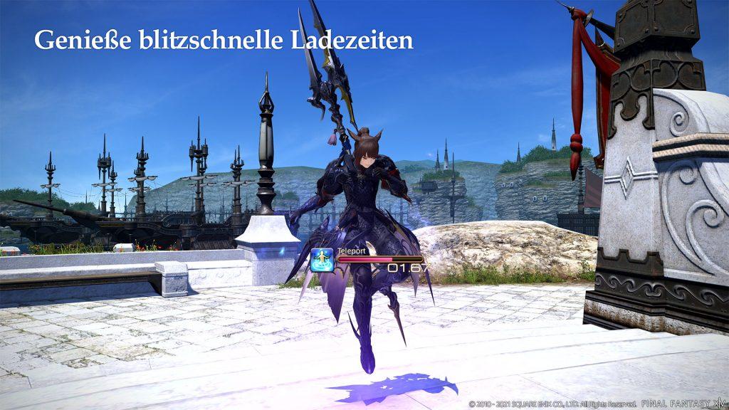 ffxiv ps5 version screenshot 2