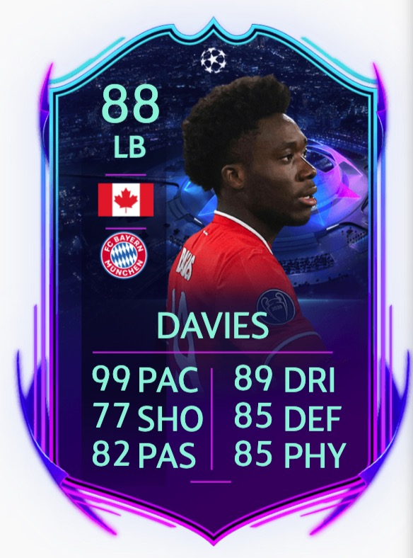 FIFA 21 Davies