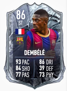 FIFA 21 Dembele