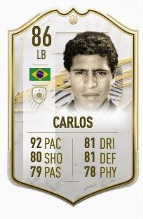 FIFA 21 Carlos