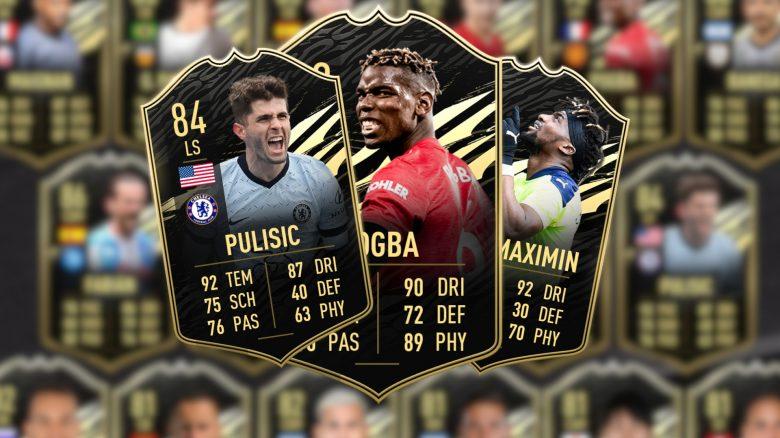 FIFA 21 TOTw 29