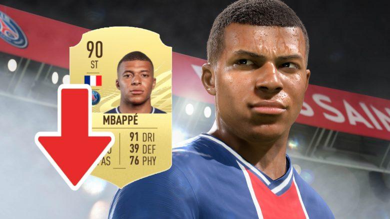 FIFA 21 Transfermarkt Crash