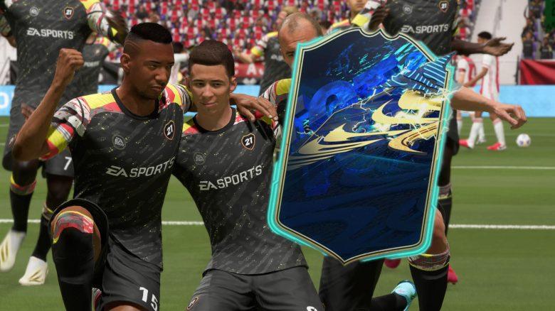 FIFA 21 Weekend League TOTS Belohnung