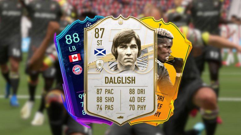FIFA 21 beste Spieler unter 500000 Muenzen