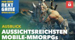 Die 7 aussichtsreichsten Mobile-MMORPGs für 2021