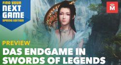 FYNG Swords of Legends