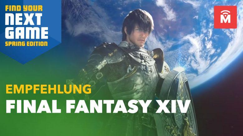 Warum ihr jetzt in Final Fantasy XIV einsteigen solltet, bevor das Addon Endwalker kommt