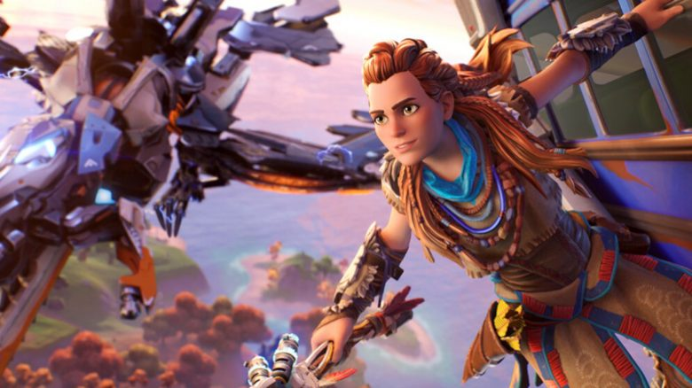 Fortnite Aloy Horizon Zero Dawn