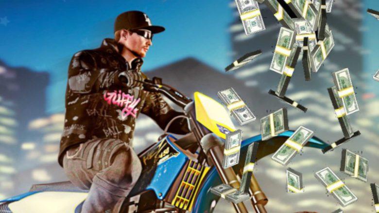 GTA Online schenkt euch 500.000 Dollar, wenn ihr gute Fahrer seid