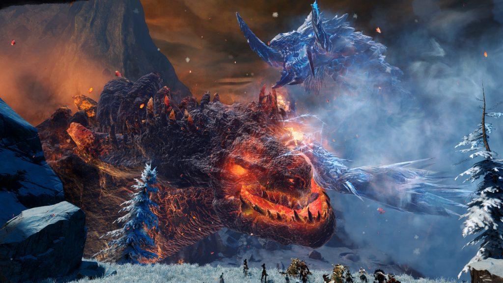 Guild Wars 2 Drachen Kampf Primordus Jormag
