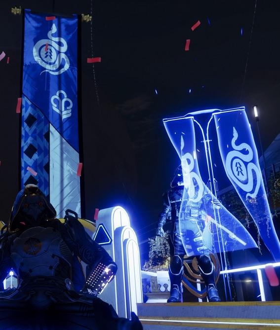Jäger Guardian Games Hüter-Spiele 2021 Destiny 2