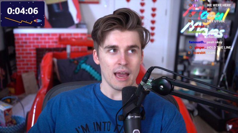 Streamer sendet seit 21 Tagen, nimmt 900.000$ ein – Ist Gefangener von Twitch