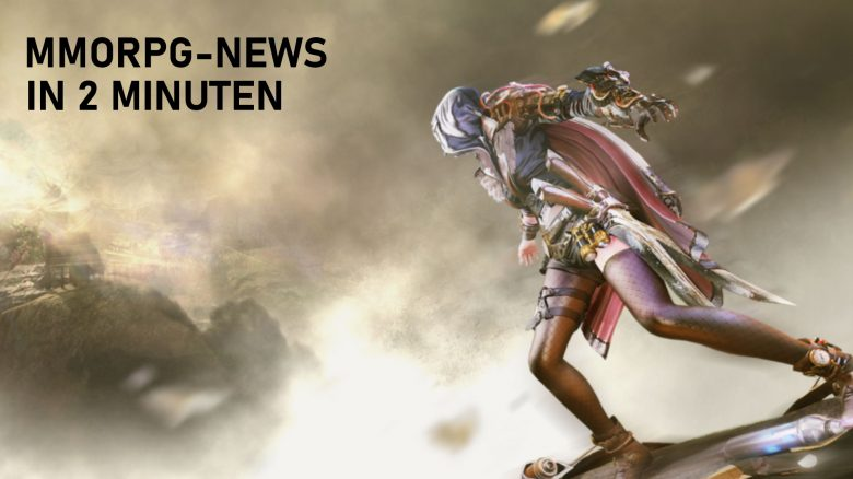 MMORPG News 1. April Woche Titel