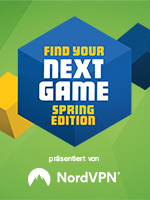 Find your next game Packshot FYNG