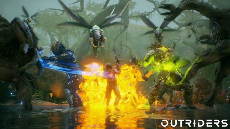 Outriders-statuseffekte titelbild