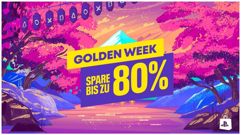 PS Store Golden Week 2021