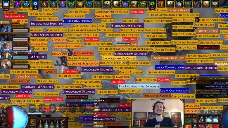 Path of Exile bannt einen seiner beliebtesten Twitch-Streamer wegen Loot-Explosion