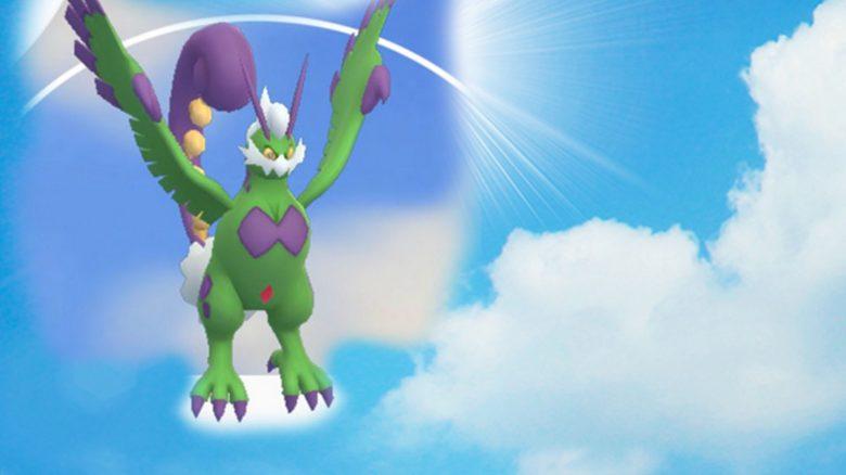 Pokémon GO Boreos Tiergeistform Titel